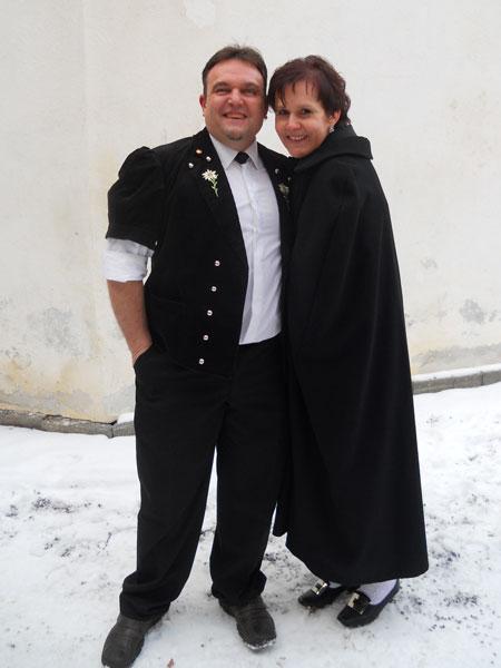 Brunner Daniel und Linda