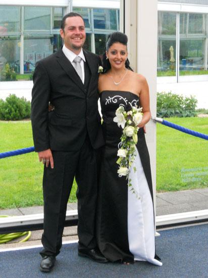 Hochzeit Fatima und Migi