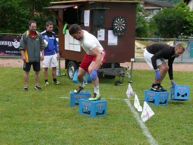Fussballturnier SC Bönigen