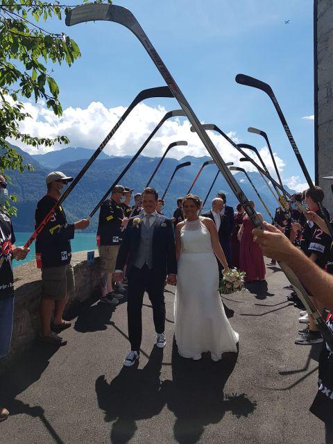 Hochzeit Stefan und Conny Kübli