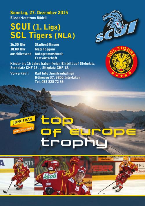 Top Of Europe Trophy 2015